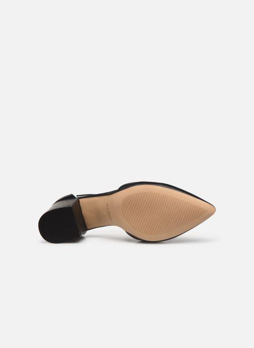 Sandales et nu-pieds Aldo Keclya Noir vue haut