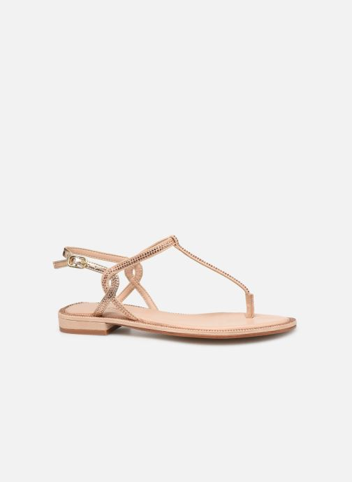 Sandales et nu-pieds Aldo Liliria Beige vue derrière