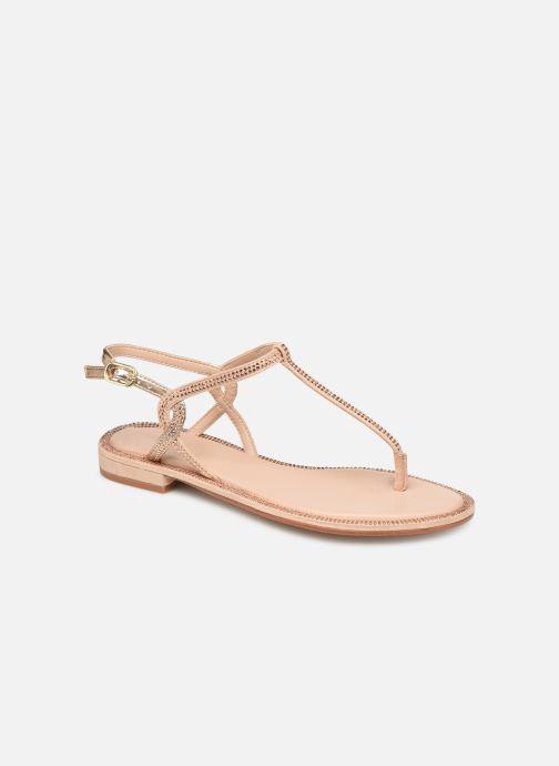 Sandales et nu-pieds Aldo Liliria Beige vue détail/paire