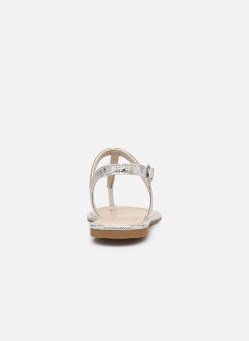 Sandali e scarpe aperte Aldo Sheeny Argento immagine destra