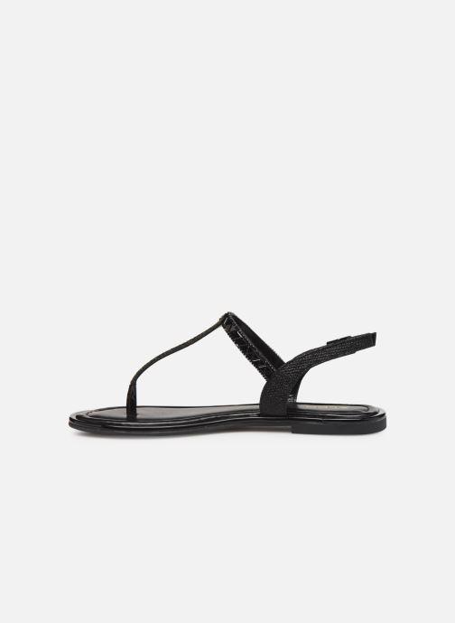 Sandales et nu-pieds Aldo Sheeny Noir vue face