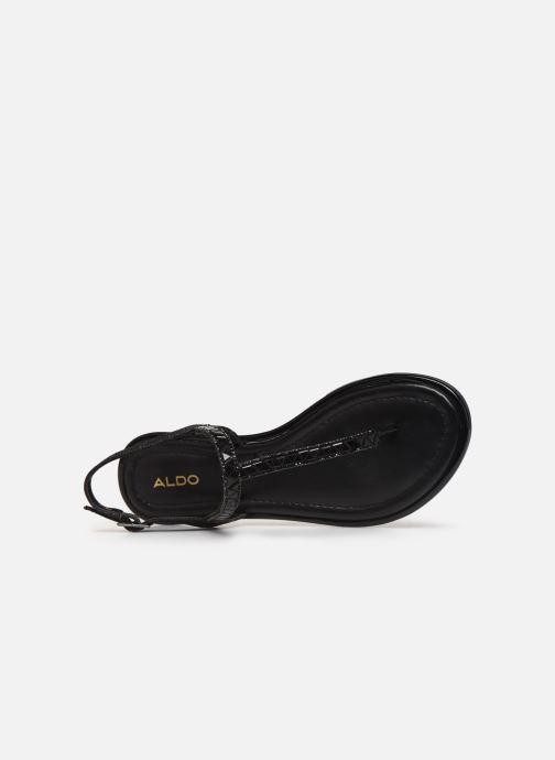 Sandales et nu-pieds Aldo Sheeny Noir vue gauche
