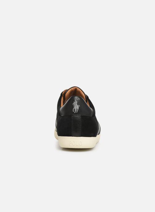 Sneakers Polo Ralph Lauren Camilo Grijs rechts