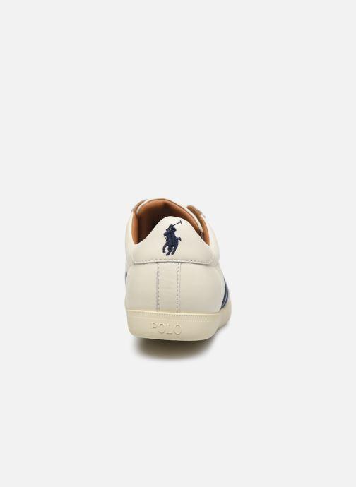 Sneakers Polo Ralph Lauren Camilo Bianco immagine destra
