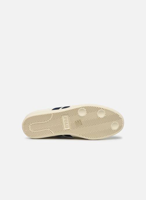 Sneakers Polo Ralph Lauren Camilo Bianco immagine dall'alto