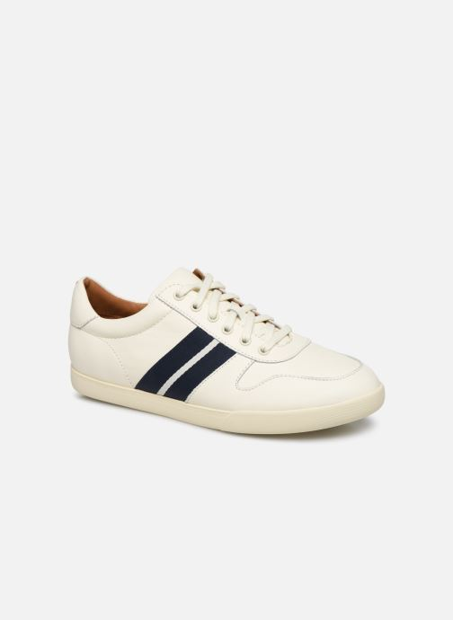 Sneakers Polo Ralph Lauren Camilo Wit detail