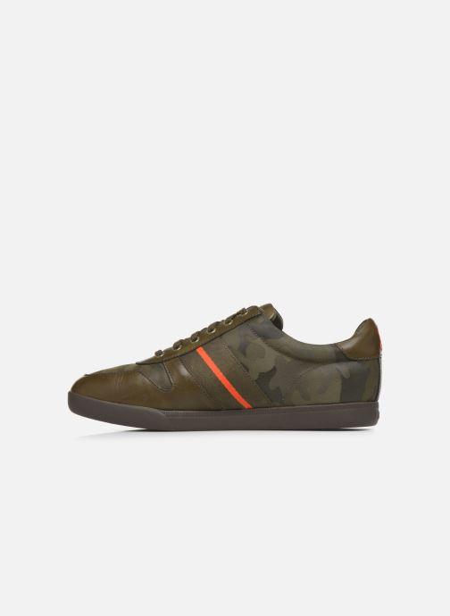 Sneakers Polo Ralph Lauren Camilo Groen voorkant
