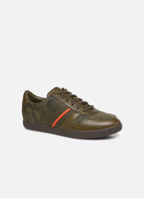 Trainers Polo Ralph Lauren Camilo Green detailed view/ Pair view