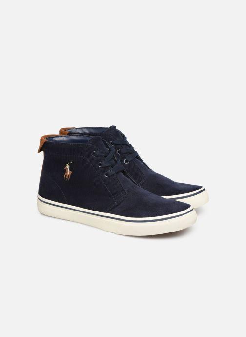 Sneakers Polo Ralph Lauren Talin Azzurro immagine 3/4