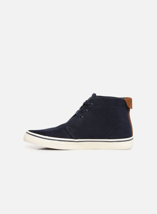 Sneakers Polo Ralph Lauren Talin Azzurro immagine frontale