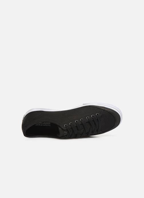 Sneakers Polo Ralph Lauren Sherwin Sort se fra venstre