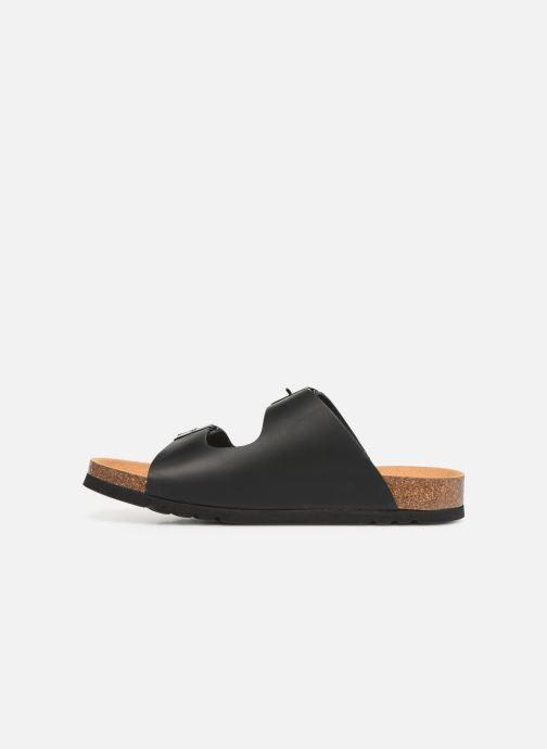 Sandales et nu-pieds Scholl Gerry C Noir vue face