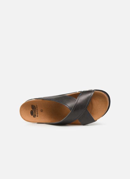 Sandales et nu-pieds Scholl Tangor C Gris vue gauche