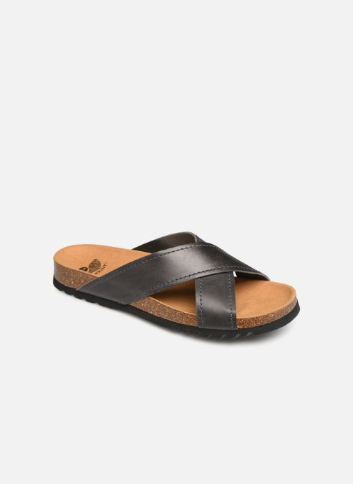 Sandals Scholl Tangor C Grey detailed view/ Pair view