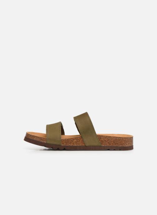 Sandales et nu-pieds Scholl Tymeg C Vert vue face