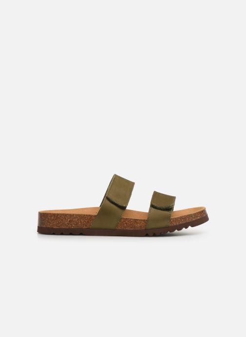 Sandales et nu-pieds Scholl Tymeg C Vert vue derrière