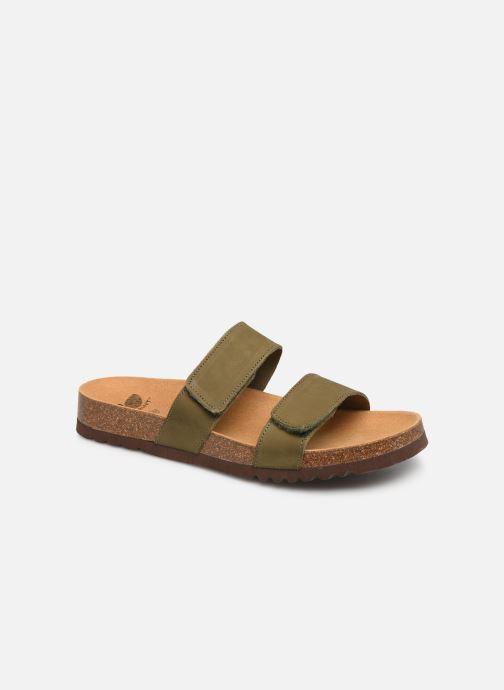 Sandales et nu-pieds Scholl Tymeg C Vert vue détail/paire