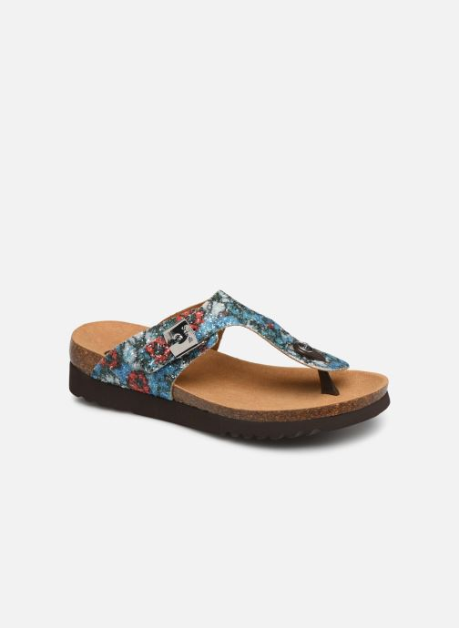 Mules & clogs Scholl Boa vista up C Multicolor detailed view/ Pair view