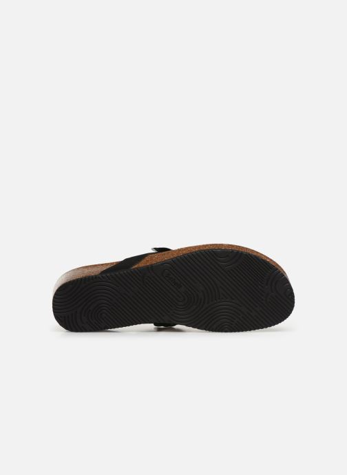 Mules & clogs Scholl Chantal flip flop C Black view from above