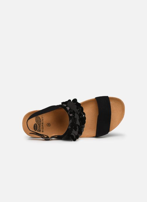 Black Nu pieds Chantal Sandales Scholl C Et c1J3FTlK