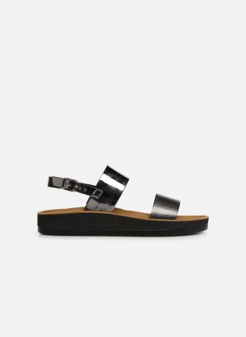 Sandales et nu-pieds Scholl Cynthia con cinturino C Argent vue derrière