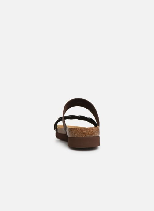 Mules & clogs Scholl Jada con cinturino C Brown view from the right