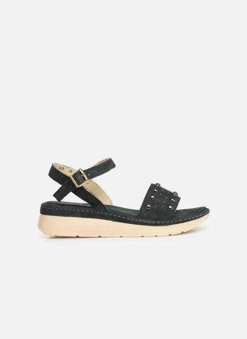 Sandales et nu-pieds Scholl Karissa C Bleu vue derrière