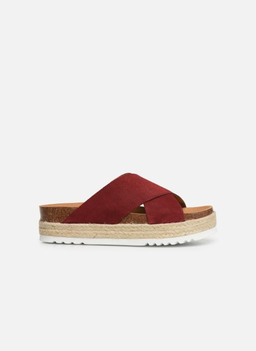 Espadrilles Scholl Malindy cross C Red back view