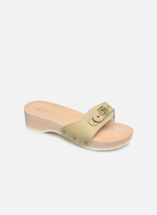 Mules & clogs Scholl Pescura piatto C Beige detailed view/ Pair view
