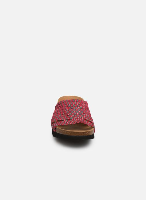 Mules & clogs Scholl Saiki C Pink model view