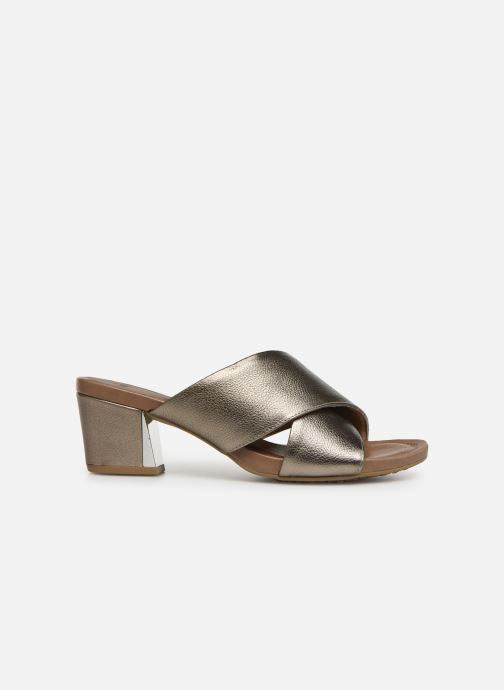 Mules & clogs Scholl Sarah C Bronze and Gold back view
