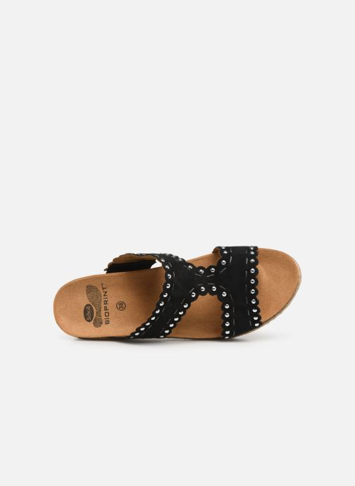 Espadrilles Scholl Shannon C Black view from the left