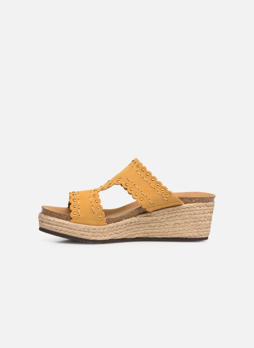 Espadrilles Scholl Shannon C Yellow front view