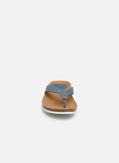 Tongs Scholl Tist 2.0 C Bleu vue portées chaussures