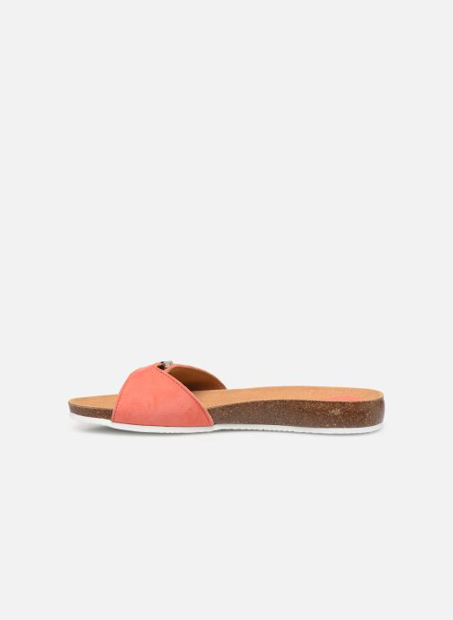 Mules & clogs Scholl Bahama 2.0 C Orange front view