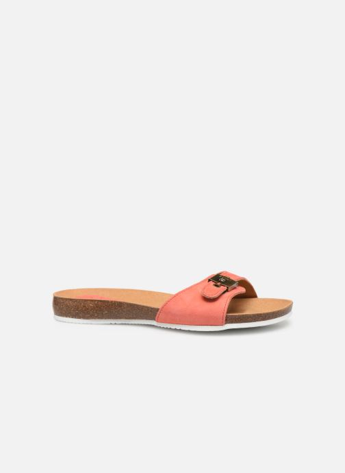 Mules & clogs Scholl Bahama 2.0 C Orange back view
