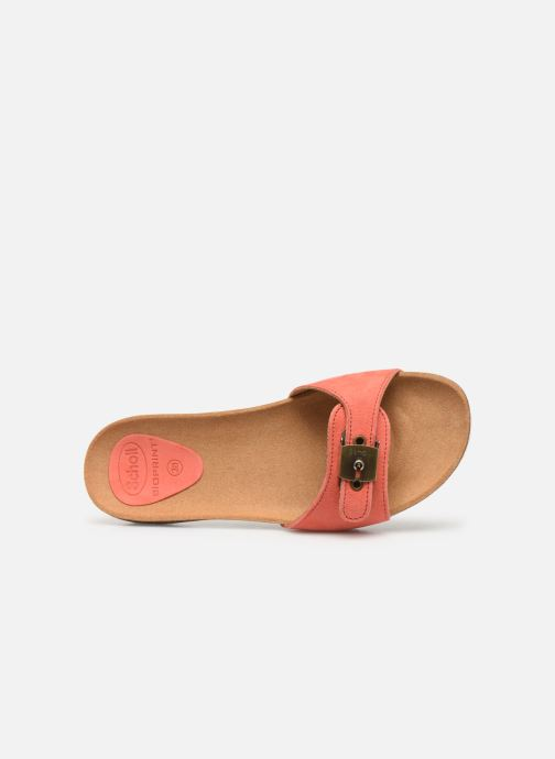 Mules & clogs Scholl Bahama 2.0 C Orange view from the left
