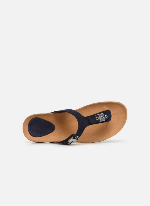Mules & clogs Scholl Bimini 2.0 C Blue view from the left