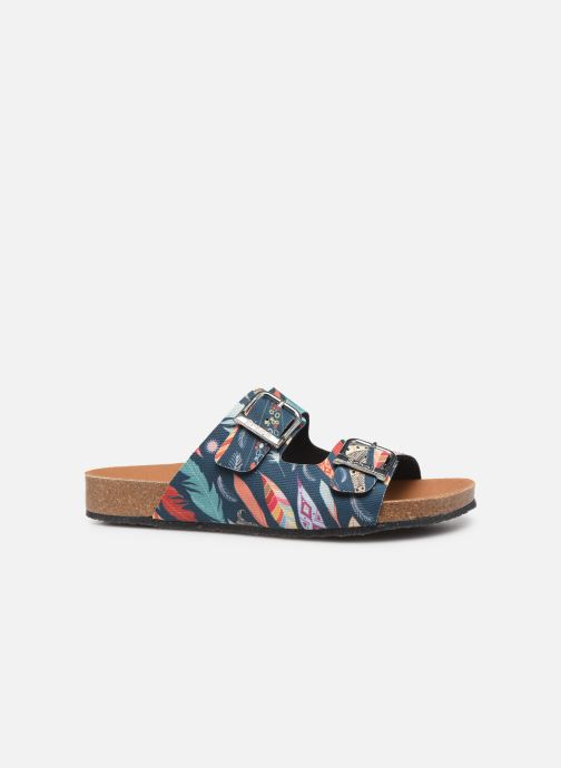 Mules & clogs Scholl Greeny Mule C Multicolor back view
