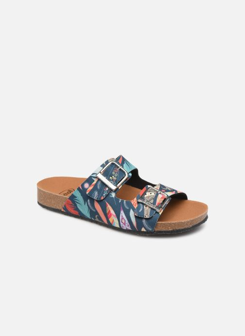 Mules & clogs Scholl Greeny Mule C Multicolor detailed view/ Pair view