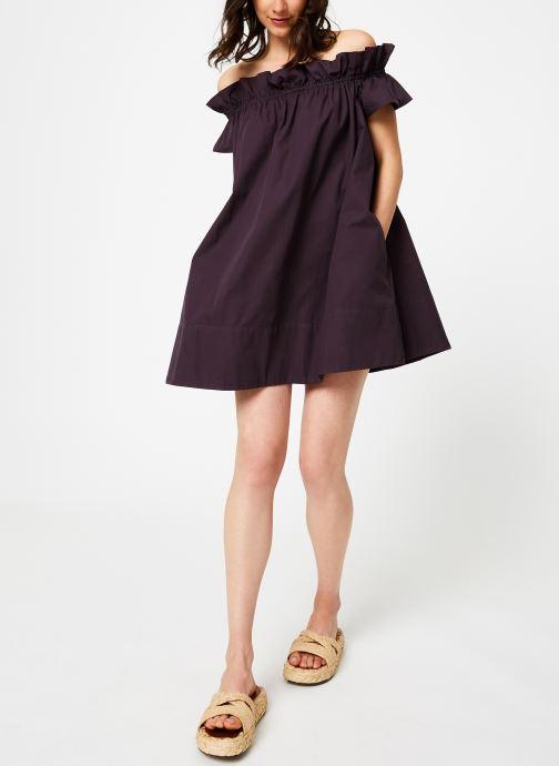 Vêtements Free People SOPHIE DRESS Noir vue bas / vue portée sac