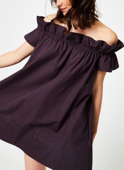 Vêtements Free People SOPHIE DRESS Noir vue détail/paire