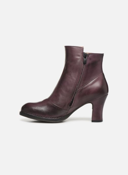 Boots en enkellaarsjes Neosens Baladi S268 Paars voorkant