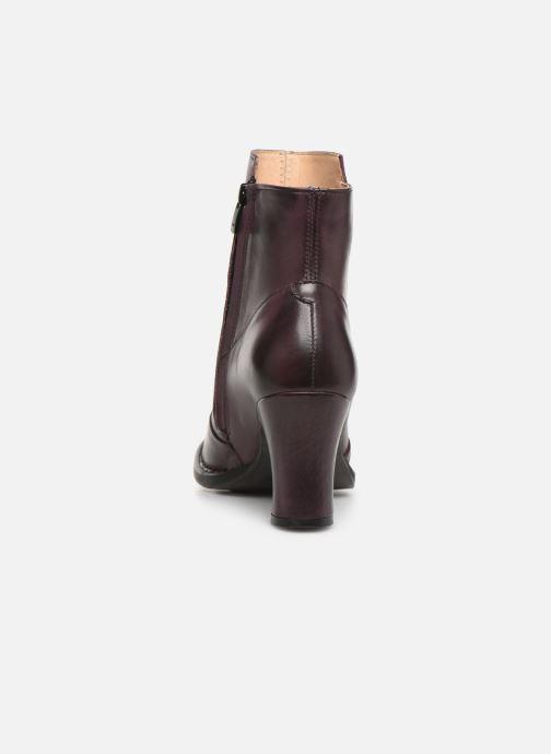 Boots en enkellaarsjes Neosens Baladi S268 Paars rechts