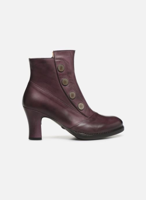 Boots en enkellaarsjes Neosens Baladi S268 Paars achterkant