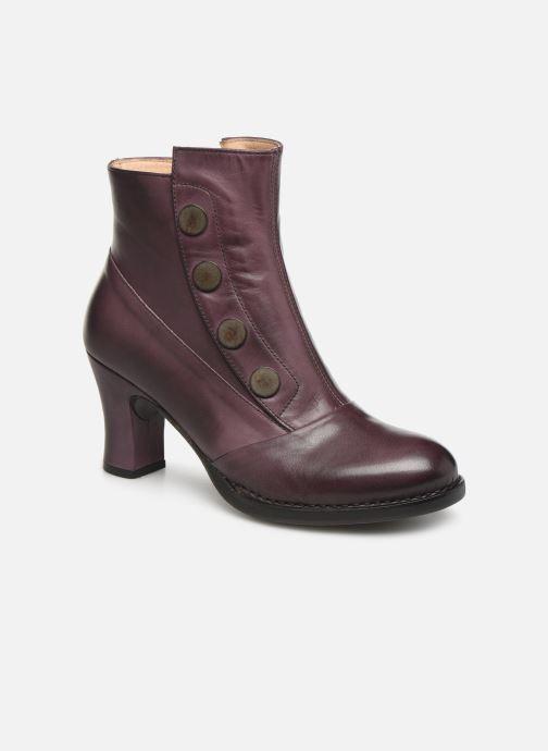 Boots en enkellaarsjes Neosens Baladi S268 Paars detail