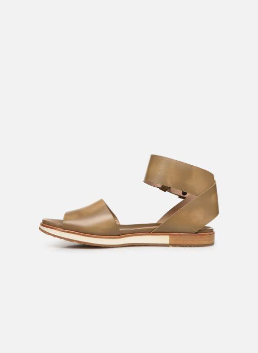 Sandales et nu-pieds Neosens Cortese S500 Beige vue face