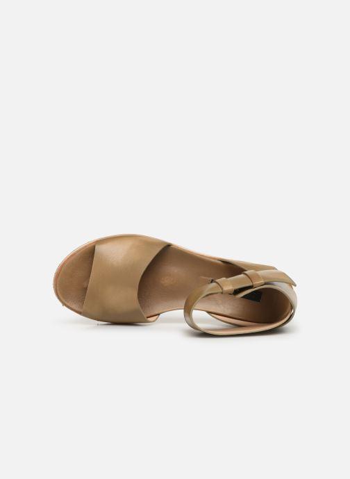 Sandales et nu-pieds Neosens Cortese S500 Beige vue gauche