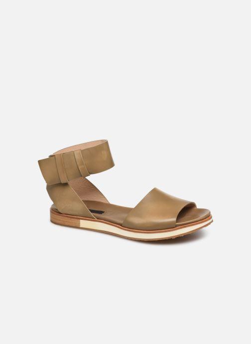 Sandales et nu-pieds Neosens Cortese S500 Beige vue détail/paire
