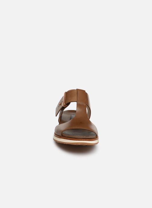 Sandales et nu-pieds Neosens Cortese S504 Marron vue portées chaussures